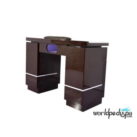 OverStock Sale- Ovation Nail Table  +Slot for Gel Light