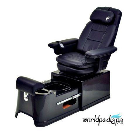 PS 92-R Footsie Rusty Brown Pedicure Spa