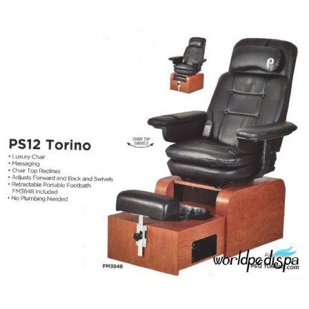 PS-12 Torino Portable Pedicure Spa