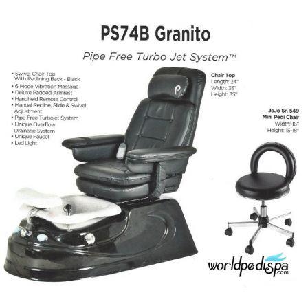 PS-94B Granito Jet Pedicure Chair