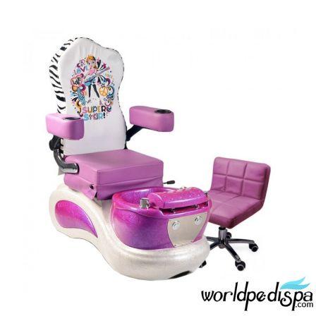 Superstar Kid Pedicure Spa ChairSuperstar Kid Pedicure Spa Chair