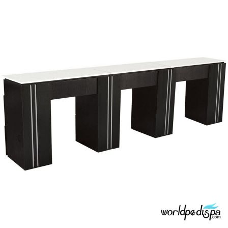 Triple Manicure Table NM906T