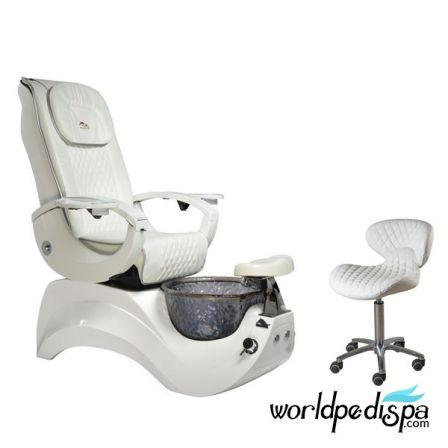 Valentino Lux Pedicure Chair