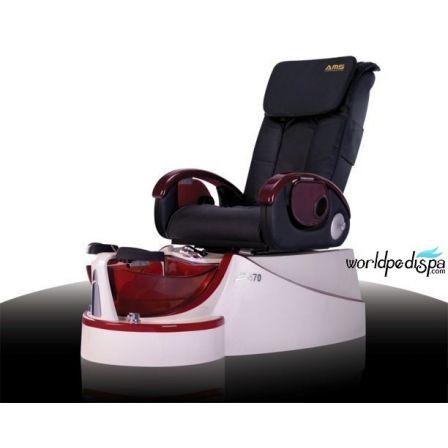Z-470 Pedicure Spa - Black