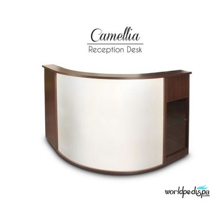 FrontView - Reception Desks for Salons
