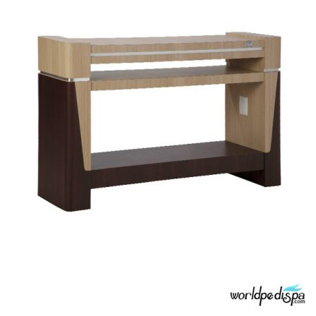PS - UV-06 Dryer Station (Ash/Rosewood)  - Nail Dryer Table for Salon