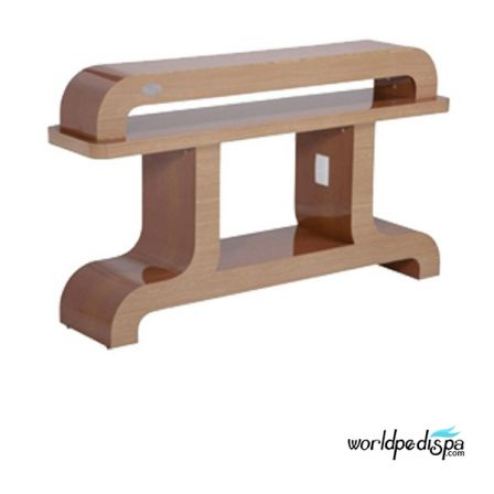 Maple/Oak -Nail Dryer Table for Salon