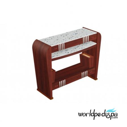 UW - JT214 Dryer Station Collection - Nail Dryer Table for Salon