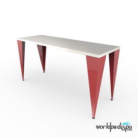 VC - Stainless and Cold Rolled Steel Student Table