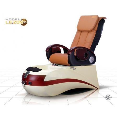 S3 spa chair - cappuccino
