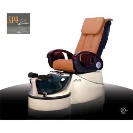 Z470 pedicure chair - Cappuccino