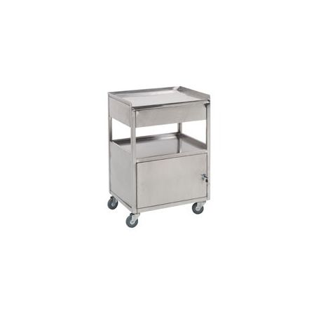 H12 Stainless Steel Cart