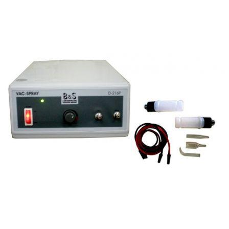 D-216P Vacuum and spray Machine
