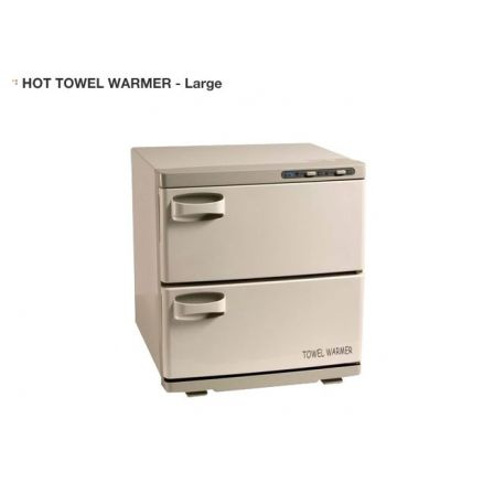 JA Large Hot Towel Warmer