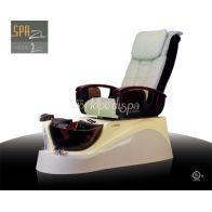 L240 pedicure chair - Pale Green