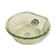 GS-5018 Gardenia Glass Bowl