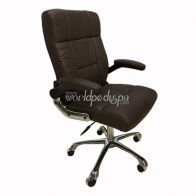 PSOA Guest Chair GC003 Bright Burgundy