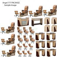 Angel 777 Pedicure Spa Packages