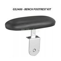 GS2400 Bench Footrest