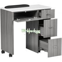 Manicure Table NM04 Drawers