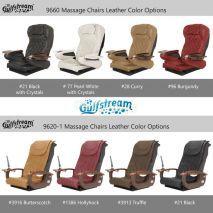 Gulfstream massage chair option