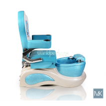 Little Mermaid Blue Kid Pedicure Chair