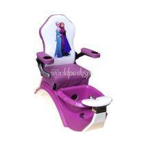 Frozen Kid Pedicure Spa