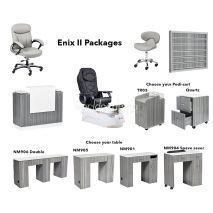 Enix Pedicure Chair