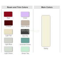 10 Beam Colors