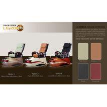 S3 color options