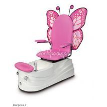 Mariposa 4 Pedicure Chair