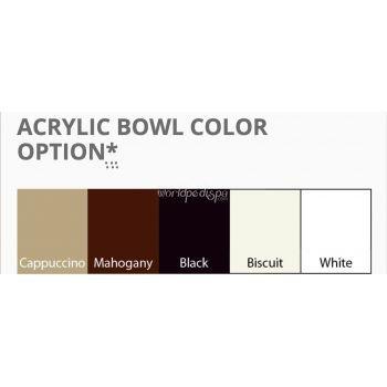 Acrylic Top Color