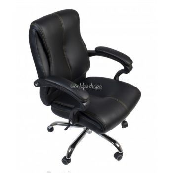 Black Customer Chair