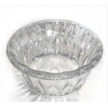Queen Crystal Clear Bowl