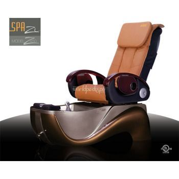 Z-450 Pedicure Chair - Cappuccino