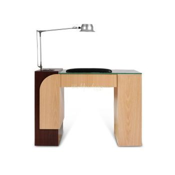 AN - Ion Oak Nail Table