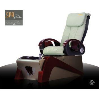 Z-430 Pedicure Chair - Pale green
