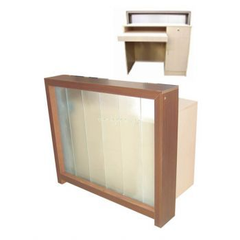 BS - CSH - 2709 Reception Counter with Keyboard Tray
