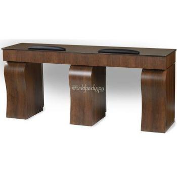 La Rose Double Manicure Table