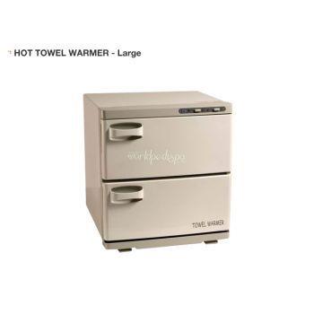 JA Large Hot Towel Warmer